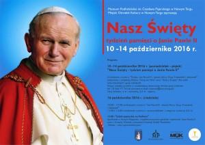 plakat nadesłany przezOrganizatora (Muzeum Podhalańskie im.Czesława Pajerskiego)