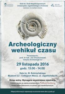 plakat nadesłany przezOrganizatora (Muzeum Collegium Maius)