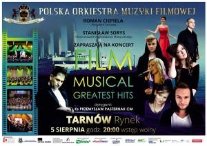 Plakat przesłany przezOrganizatora (Tarnowskie Centrum Kultury)