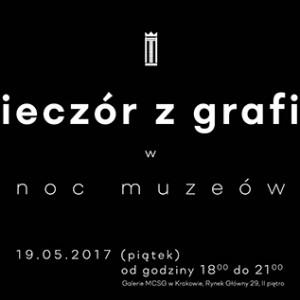 Grafika udostępniona przez: Międzynarodowe Centrum Sztuk Graficznych w Krakowie