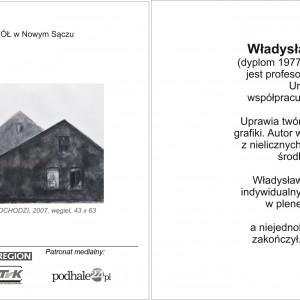 zaproszenie Władysław Szczepański