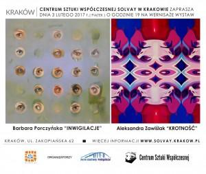 Grafika udostępniona przez: Centrum Sztuki Współczesnej SOLVAY